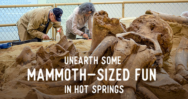 The Mammoth Site in Hot Springs